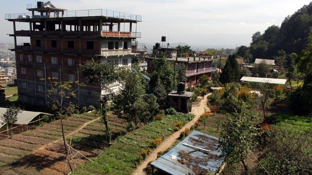 Ashram de Katmandou