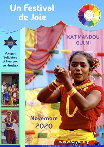 Happymalaya - Festival de Joie - Diwali katmandou - Anniversaire Gulmi