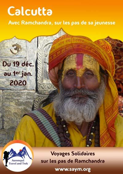 Voyage Calcutta - Sur les Pas de Ramchandra