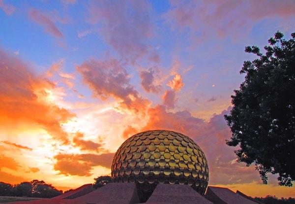 Matrimandir - Auroville - Pondichéry