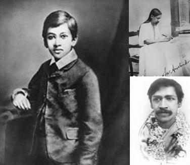 Sri Aurobindo - Enfance et Jeunesse