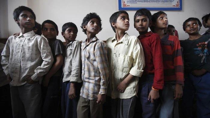 Trafic d'enfants au Népal
