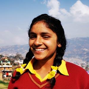 Yamuna Bhusal