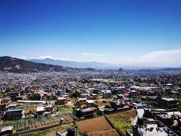 Ville de Katmandou