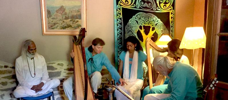 Soirée Concert et Contes de l'Inde Sacrée