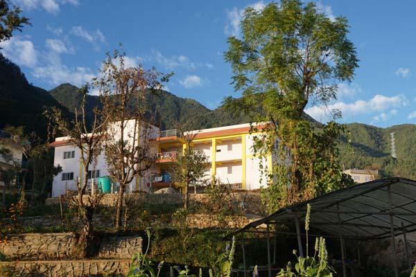 Nouvelle école de l'ashram Yoga Mandir
