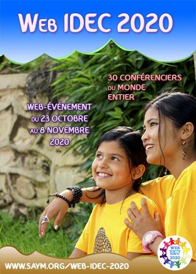 Conférences Web IDEC 2020