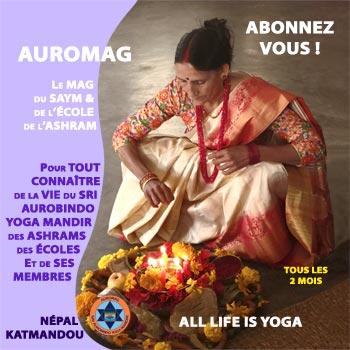 Auromag - Le Magazine du SAYM