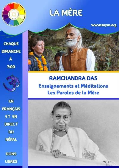 Webinaires avec Ramchandra